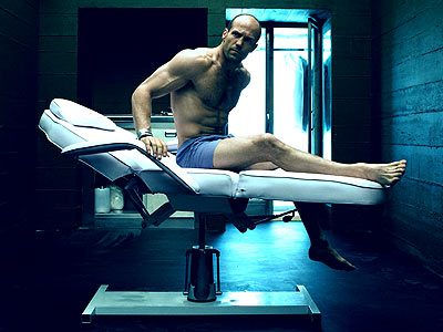 Jason Statham, Transporter 3