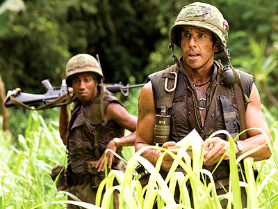 Ben Stiller, Tropic Thunder