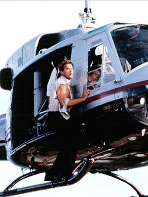 True Lies, Arnold Schwarzenegger