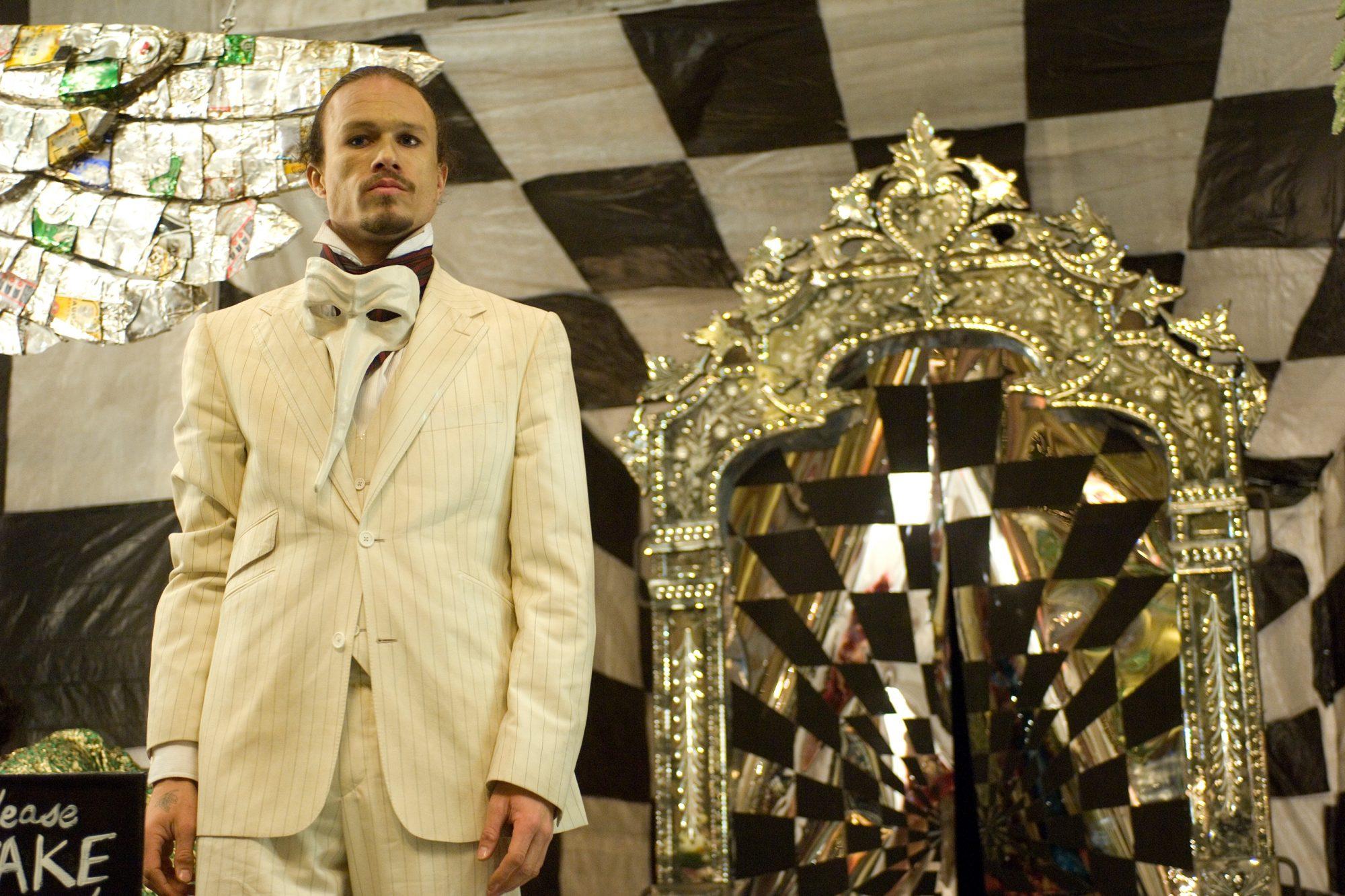 The Imaginarium Of Doctor Parnassus (2009)Heath Ledger