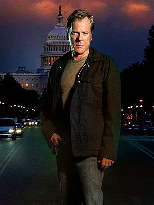24, Kiefer Sutherland