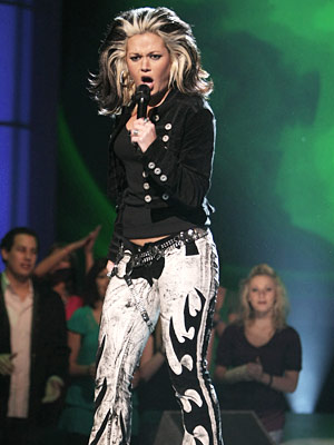Amanda Overmyer, American Idol