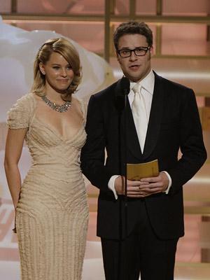 Golden Globes, Elizabeth Banks, ...