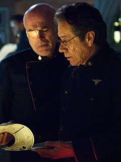 Battlestar Galactica, Edward James Olmos, ...