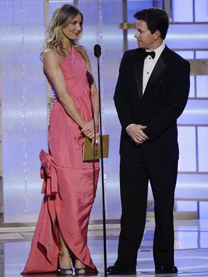 Golden Globes, Cameron Diaz, ...