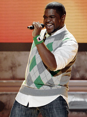 Chikezie, American Idol