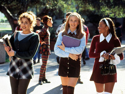 Brittany Murphy, Alicia Silverstone, ...