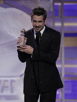 Golden Globes, Colin Farrell