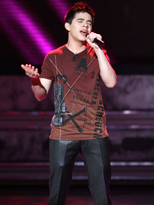 David Archuleta, American Idol