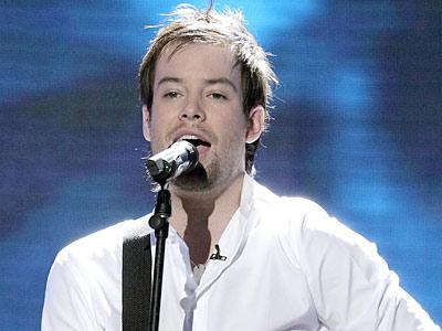 David Cook, American Idol