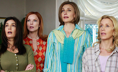 Desperate Housewives, Brenda Strong, ...