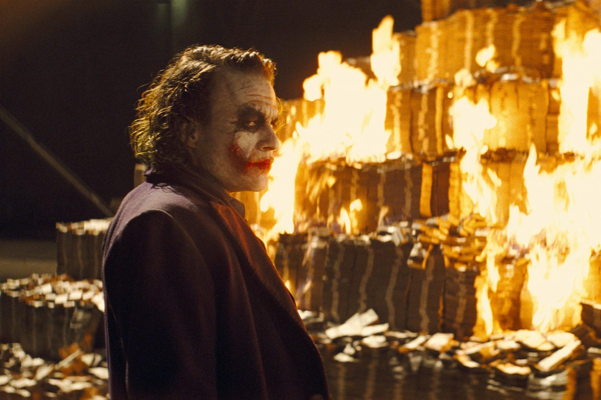 The Dark Knight (2008)HEATH LEDGER