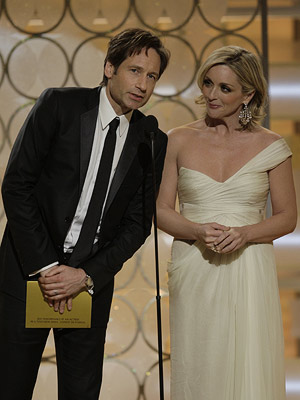 Golden Globes, David Duchovny, ...
