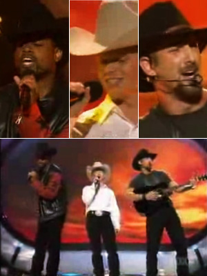 American Idol | The Littlest Cowboy's big-city sojourn (Season 5) He came from a four-person town in Wyoming, and because of his slight size, his wide-eyed demeanor, and…