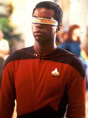 LeVar Burton, Star Trek: The Next Generation