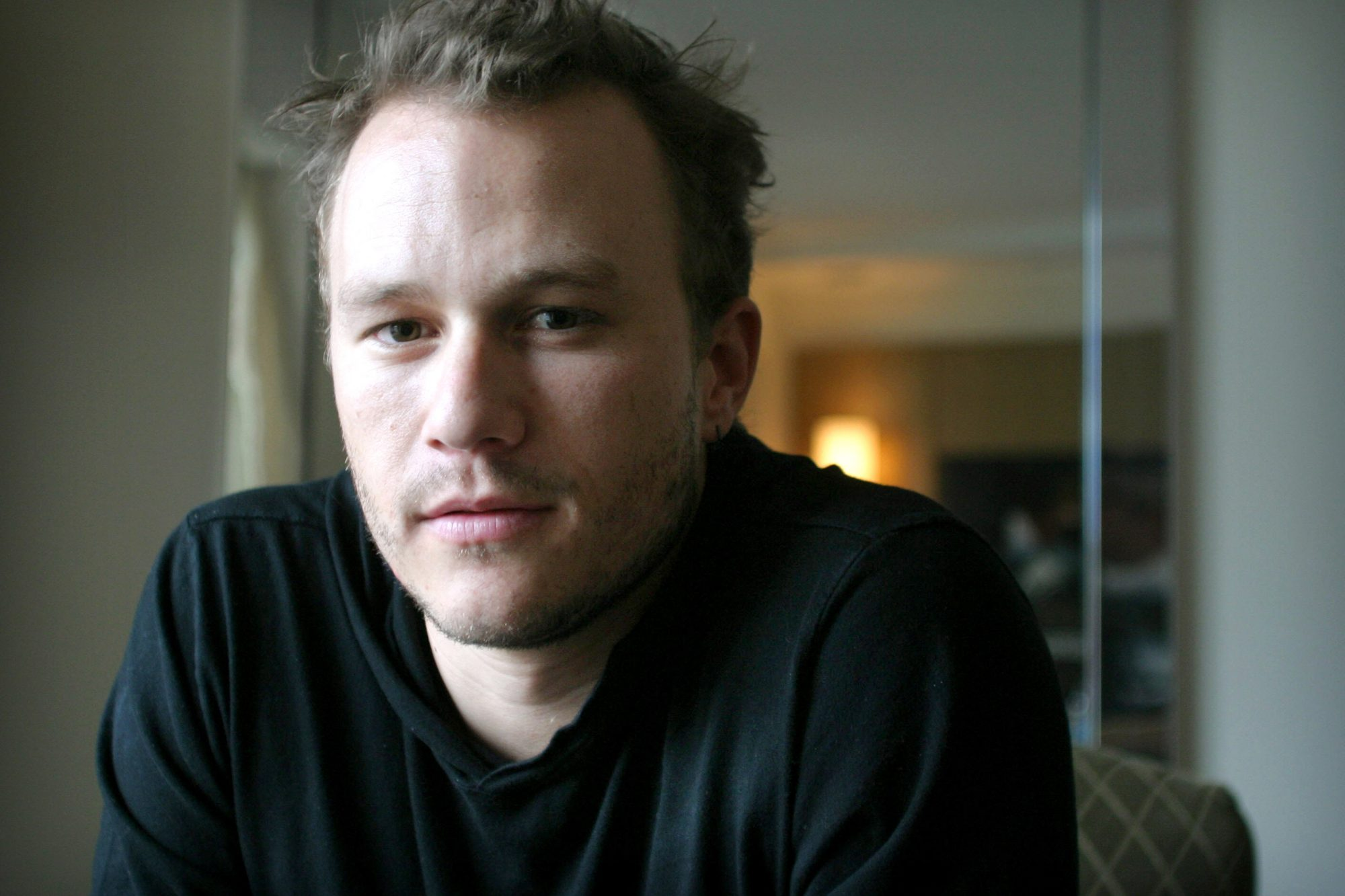 Heath Ledger Portrait Session