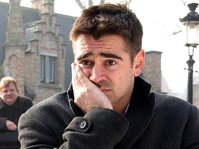 In Bruges, Colin Farrell