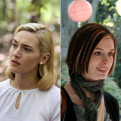 Anne Hathaway, Kate Winslet