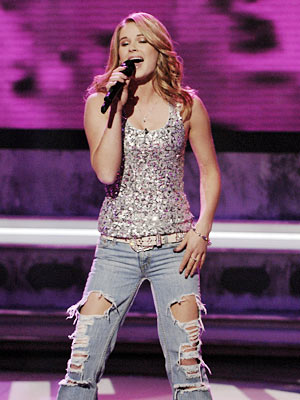 Kristy Lee Cook, American Idol