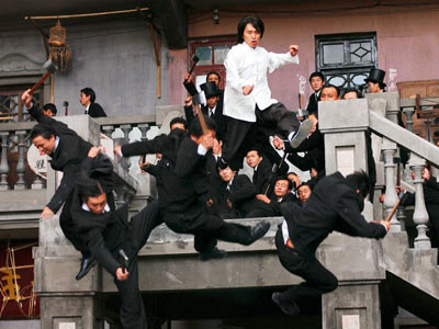 Stephen Chow, Kung Fu Hustle