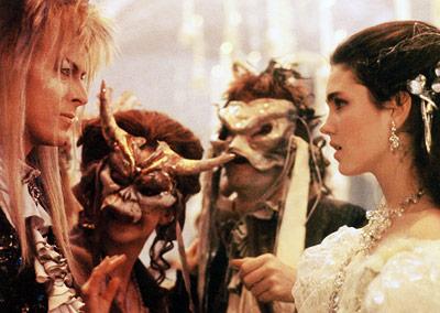 David Bowie, Jennifer Connelly, ...