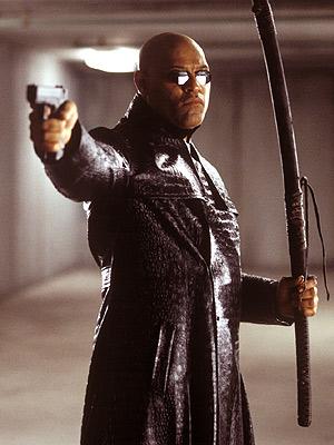 The Matrix, Laurence Fishburne