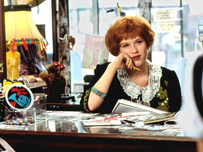 Pretty in Pink   It's a testament to Molly Ringwald and writer-director John Hughes that even though Andie was hardly the popular girl in school, we always thought she…