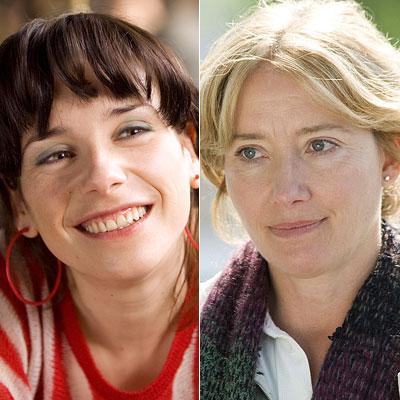 Emma Thompson, Sally Hawkins