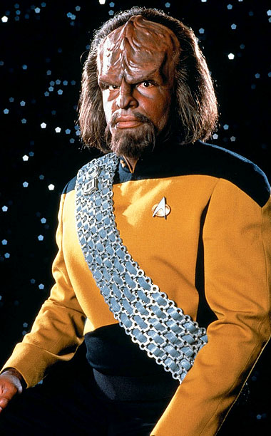 Michael Dorn, Star Trek: The Next Generation | Played by: Michael Dorn Show: Star Trek: The Next Generation (1987-1994) I'm sure it'd piss off Commander Riker, but this Klingon was the Enterprise 's…