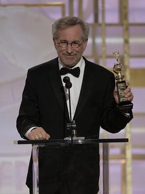 Golden Globes, Steven Spielberg