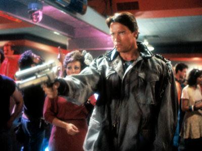 Arnold Schwarzenegger, The Terminator