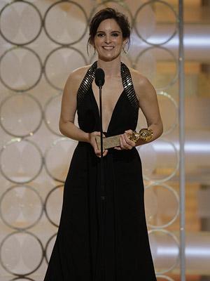 Golden Globes, Tina Fey