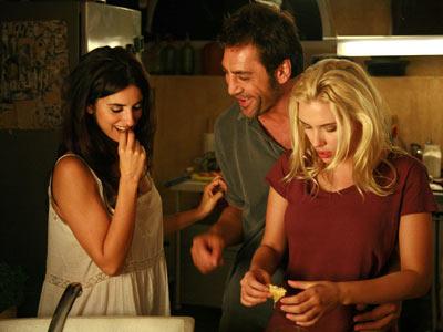 Javier Bardem, Penelope Cruz, ...