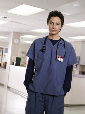 Zach Braff, Scrubs