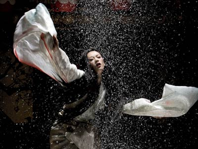 Ziyi Zhang, Memoirs of a Geisha | It had all of the elements of a classic: best-selling novel pedigree, a beautiful cast, and an Oscar-winning director attached to film it. Too bad…