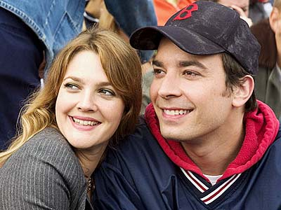 Jimmy Fallon, Drew Barrymore, ... | We loved High Fidelity and About a Boy , so what the hell happened with Fever Pitch ? Maybe Jimmy Fallon was the problem. Or…