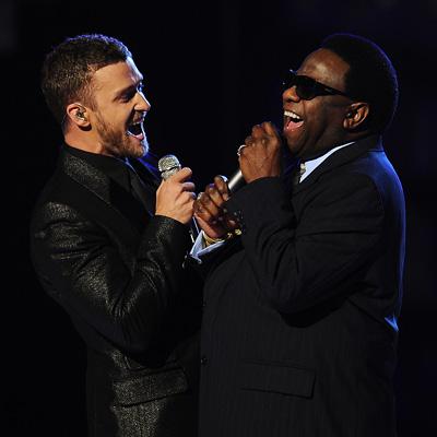 Al Green, Justin Timberlake, ...