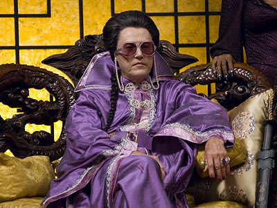 Balls of Fury, Christopher Walken | Should Balls of Fury 's Feng (Walken) actually be considered drag? That's debatable, but Walken's outlandish, Asian-inspired outfits in the ping-pong spoof comedy certainly had…