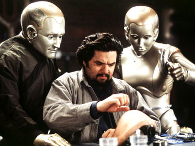 Oliver Platt, Bicentennial Man | There are many things that Robin Williams can do well. But thoughtfully convey the mental and physical transformation of a robot who — thanks to…