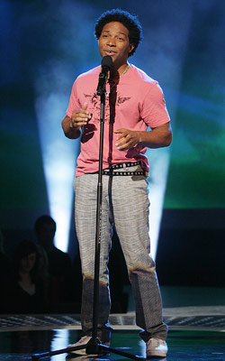 American Idol, Brandon Rogers