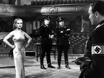 To Be or Not to Be (Movie - 1942), Carole Lombard, ...