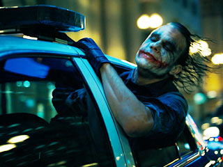 The Dark Knight, Heath Ledger