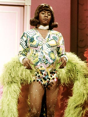 Flip Wilson | The TV variety show star is best remembered for creating the role of Geraldine Jones, a sassy, modern woman who had a boyfriend named Killer.…
