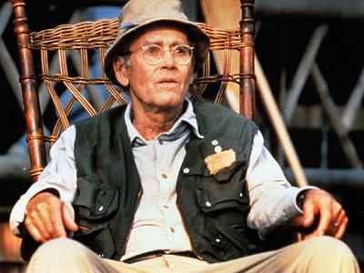 On Golden Pond, Henry Fonda