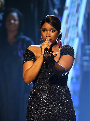 Jennifer Hudson, Grammy Awards 2009