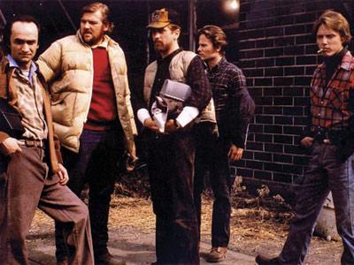 The Deer Hunter, Christopher Walken, ...