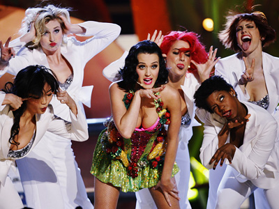 Katy Perry, Grammy Awards 2009