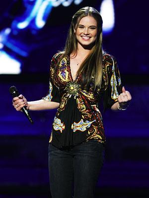 American Idol, Kristy Lee Cook