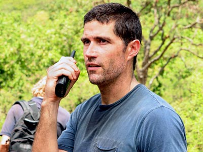 Lost, Matthew Fox | We like how Matthew Fox thinks. Lost , he says, is building toward ''some massive epic conflict,'' and Jack's arc will culminate in a super-emotional…