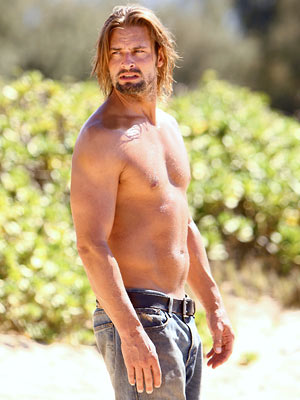 Josh Holloway | Sawyer is damn hot Smart-ass, fast-tempered, no shirt I'm your Juliet Submitted by Shawna Netser